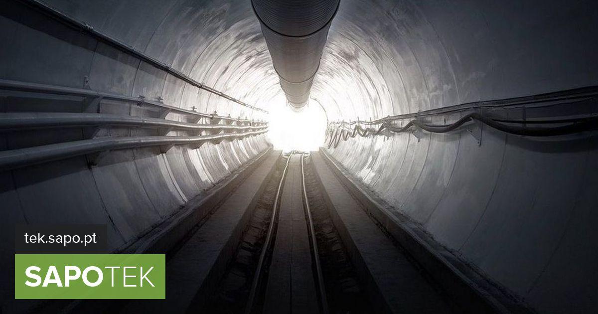 Elon Muski esimene liiklusest pääsemiseks mõeldud tunnel on täna avatud