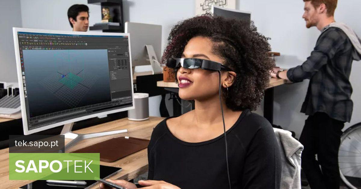 Epson toob turule nutitelefonide ja arvutitega ühilduvad liitreaalsuse prillid