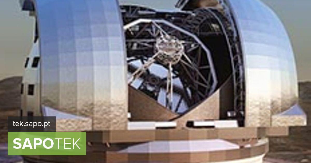 Euroopa loob maailma suurima teleskoobi