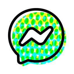 Rakenduse Messenger Kids ikoon