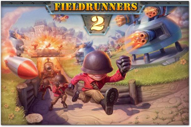 Fieldrunnersi mängul on järg, kus on rohkem relvi, rohkem vaenlasi ja rohkem stsenaariume