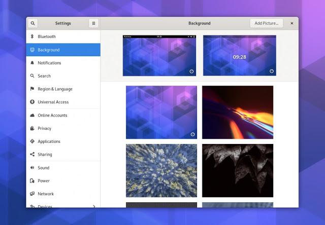 gnome-apps-shell-thessaloniki-linux-flatpak-flathub-liides-avatud lähtekoodiga tarkvara-tasuta-kogukond-kohandatud-tapeet