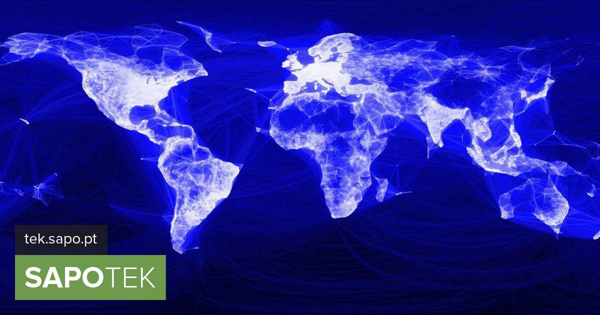 GPS: sait, mis näitab Portugali teaduslike talentide levikut kogu maailmas