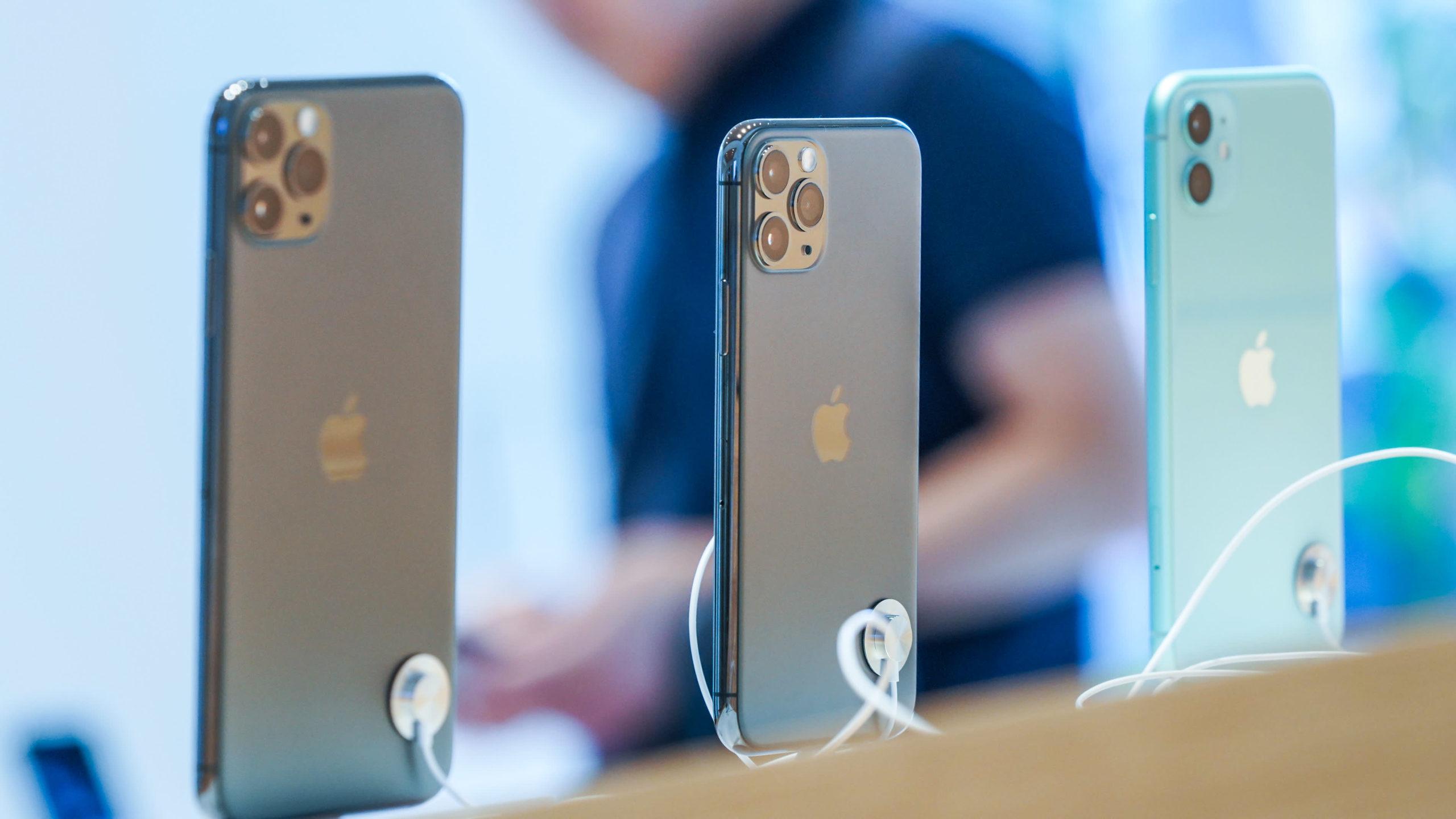 Gartner: iPhone'i müük langes III kvartalis oodatust rohkem