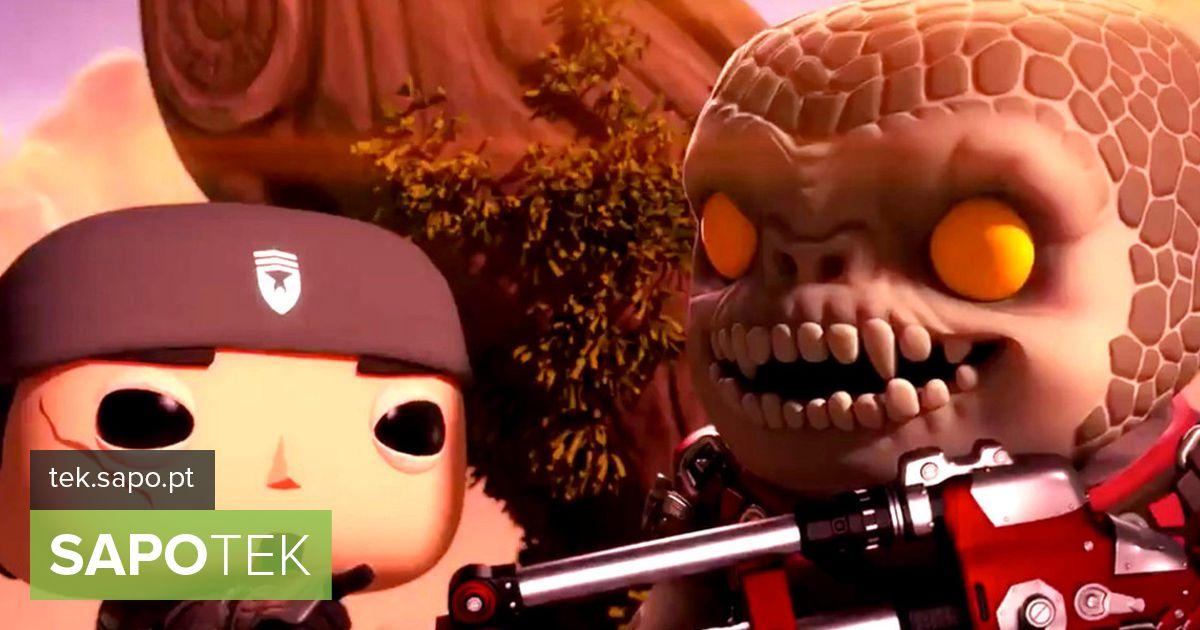 Gears of War'i tegelaskuju muutub uues nutitelefonimängus Funko Popiks