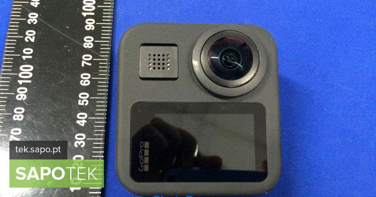 GoPro Hero 8 ja Max 360 lekkinud pildid viitavad turule toomisele septembris