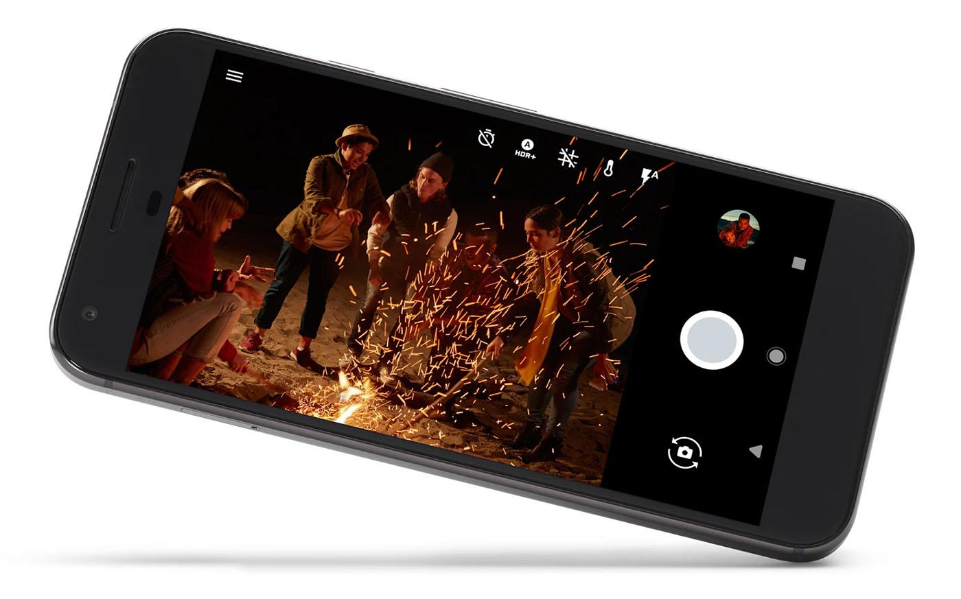 Google Pixelil on kõigi aegade parim nutitelefoni kaamera