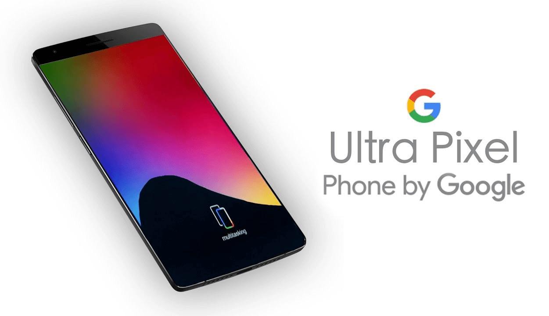 Google saab Ultra Pixeli käivitada ilma navigeerimisnuppudeta