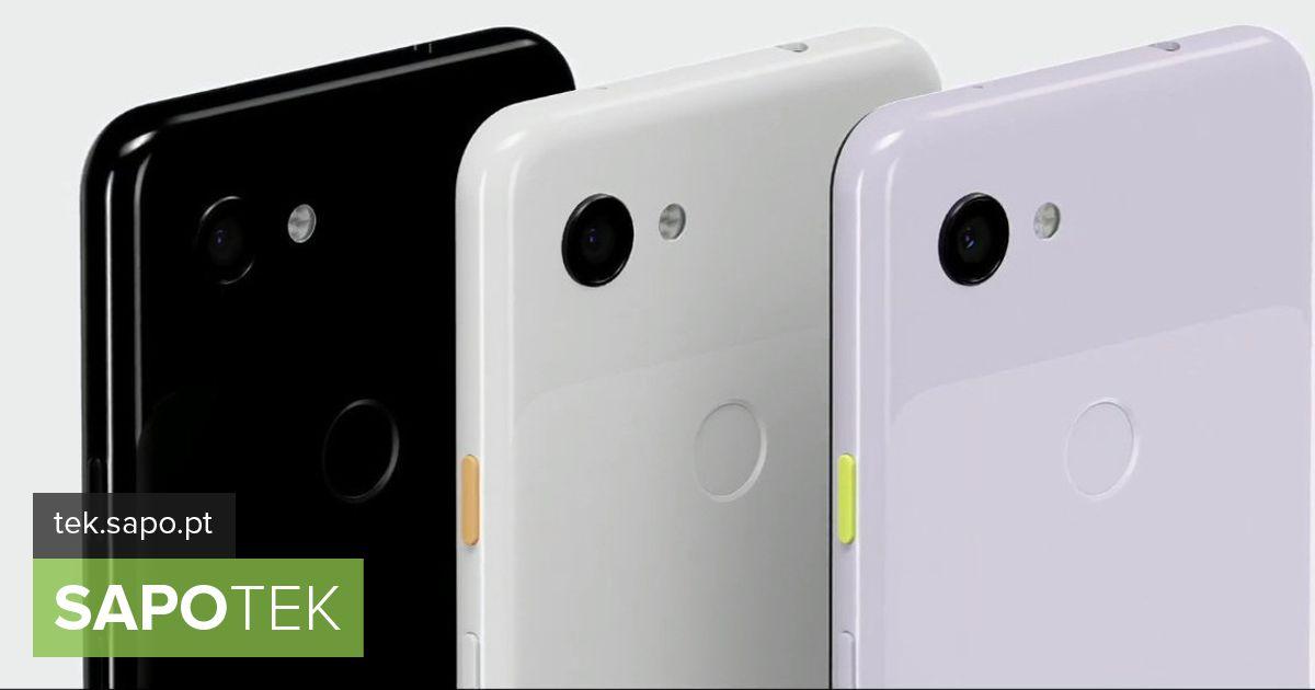 Google teatas uuest Pixel 3A nutitelefonist