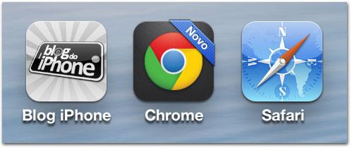 Google toob turule iPhone'i ja iPadi jaoks mõeldud Chrome'i brauseri versiooni