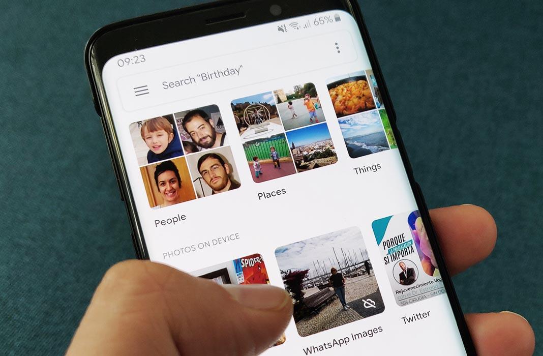 Google'i fotode uued mälestused saabuvad Instagrami stiilis ...