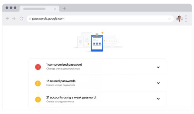 turvalisus-parool-võtmehaldur-google-parool-kontrollimine-android-kroom-kroom