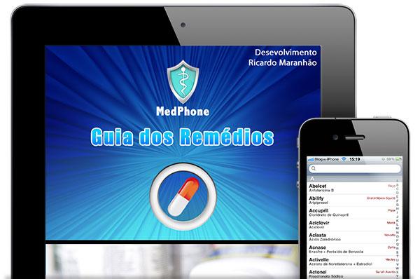 Guia dos Remédiosi rakendus on värskendatud ja iPadile kohandatud versioon
