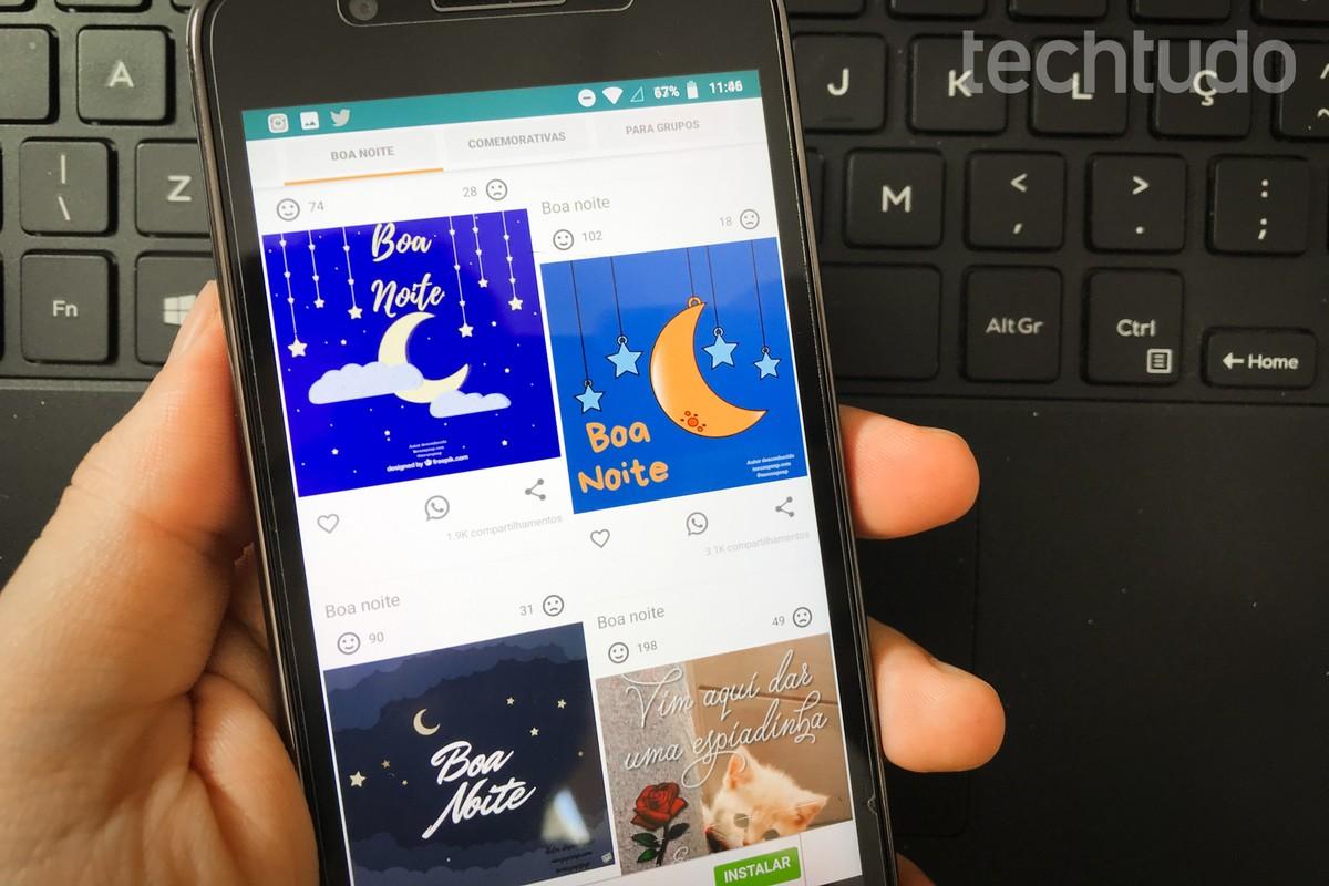 Head ööd sõnumid WhatsAppile: 5 rakendust fraaside, piltide ja GIF-idega