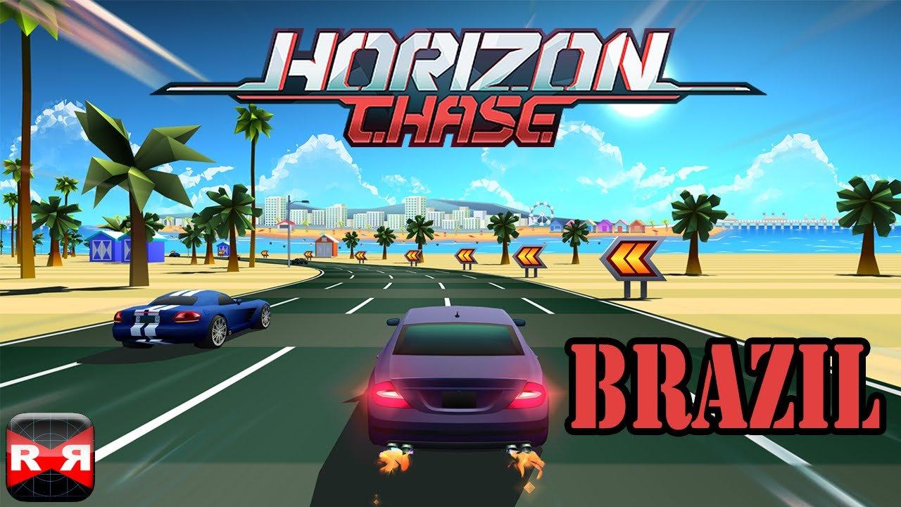 Horizon Chase, kaasaegne Top Gear, jõuab Androidi!