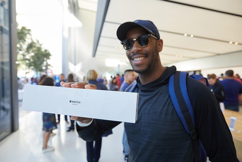 IDC andmetel on Apple kantavate seadmete turul esikoha