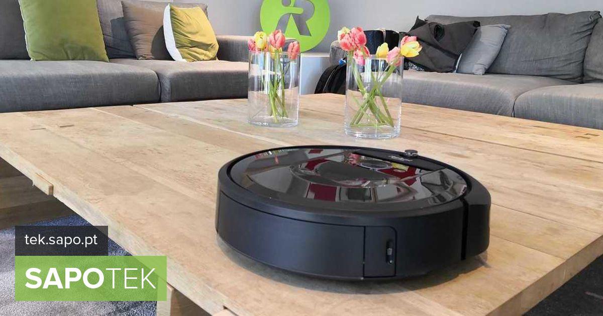 IRobot Roomba i7 + toob robotite püüdlustesse uuendusi ja jõuab Portugali veebruaris
