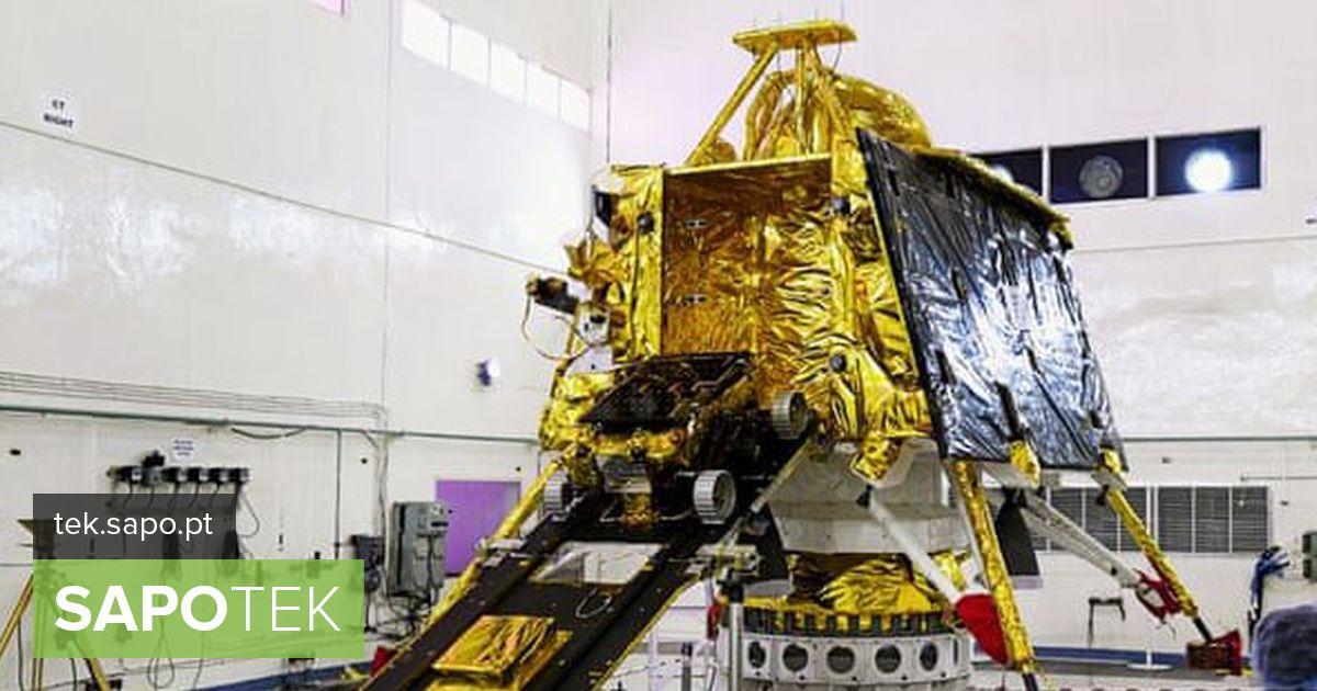 India mehitamata kosmoselaev Chandrayaan-2 siseneb Kuu orbiidile ja hooldab lennukit