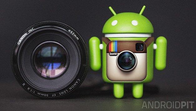 AndroidPIT Instagrami teaser