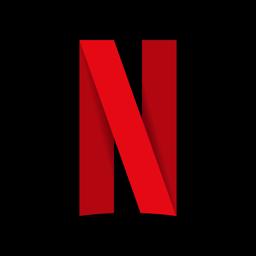 Netflixi rakenduse ikoon