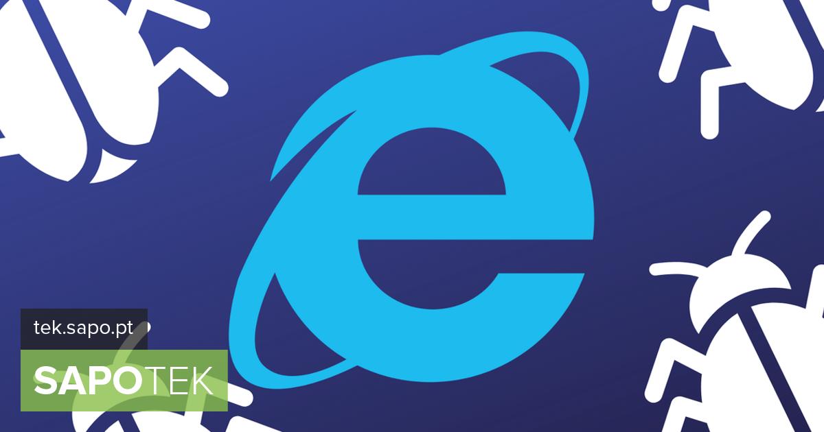 Internet Exploreri turvavead võivad puudutada ka neid, kes brauserit ei kasuta
