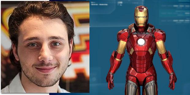 Cyril Rozier - Iron Man 3