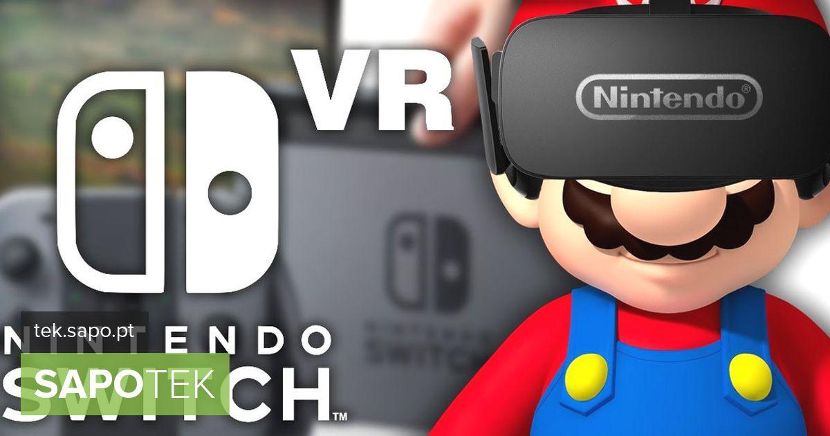 Kas Nintendo Switch toetab virtuaalset reaalsust?