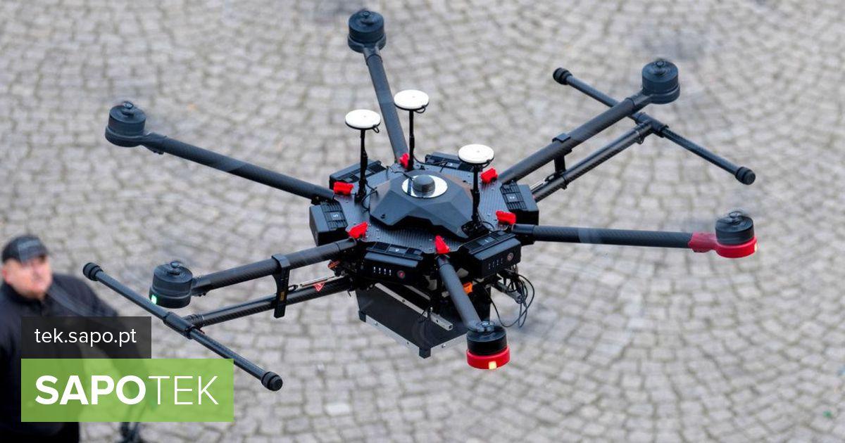 Kas PSP kasutab drooni ebaseaduslikult?