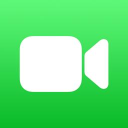 FaceTime'i rakenduse ikoon