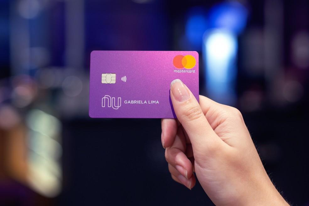 Nubank võimaldab teil kaardi kohaletoimetamist jälgida rakenduse enda kaudu. Foto: Divulgao / Nubank