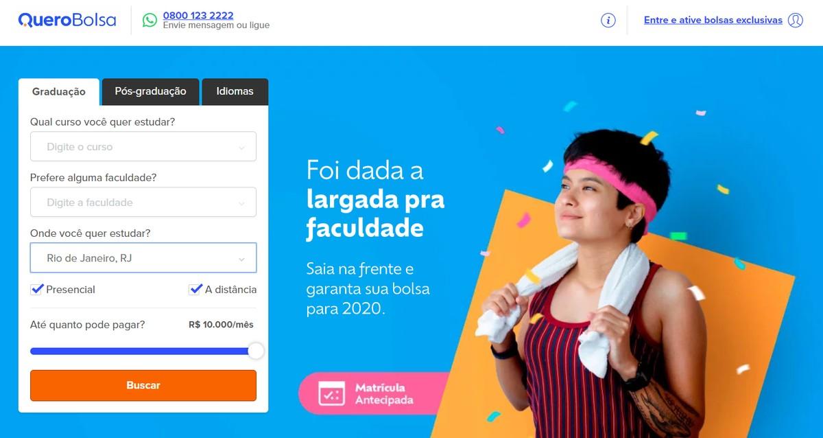 Kuidas Quero Bolsa töötab?  Sait, mis annab allahindlusi Brasiilia ülikoolidele