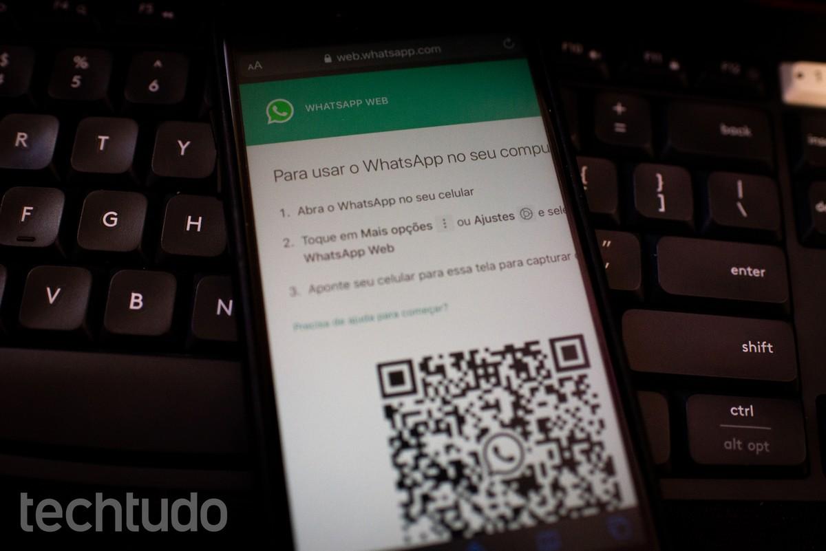 Kuidas kasutada WhatsAppi veebi mobiilseadmes