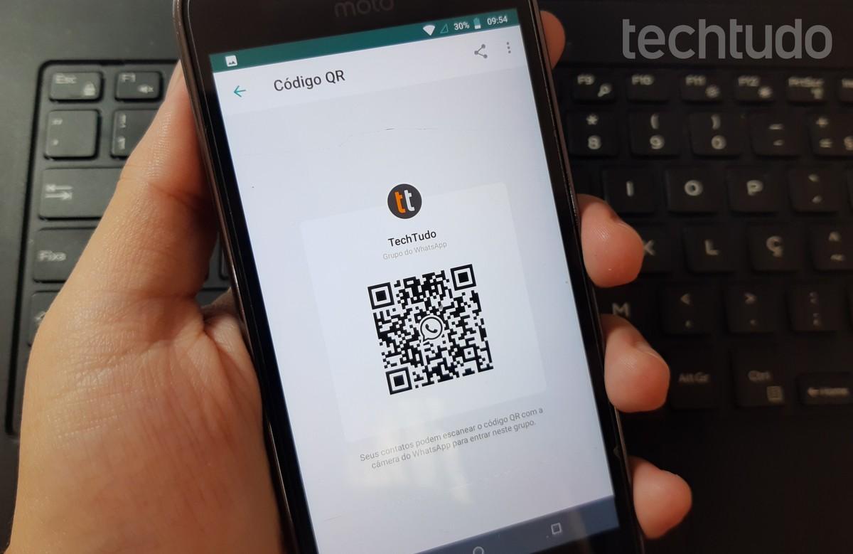 Kuidas lisada inimesi WhatsAppi QR-koodi abil
