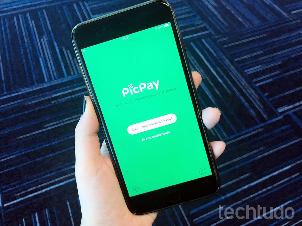 Kuidas muuta PicPay e-posti aadressi