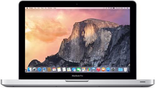 MacBook Pro 13-inci