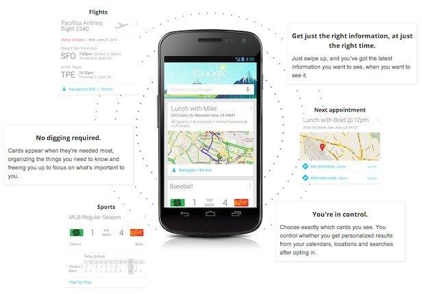 Kuidas saate teenust Google Now täiustada?