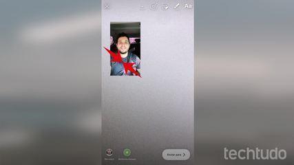 Kuidas teha Instagrami lugudest fotokollaaži midagi installimata