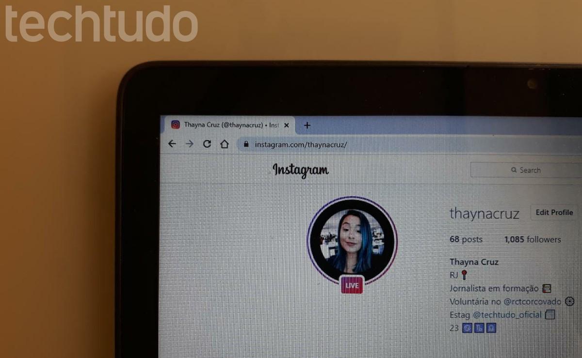 Kuidas vaadata Instagrami otseülekannet arvutis?  Testige rakendust veebiversioonis