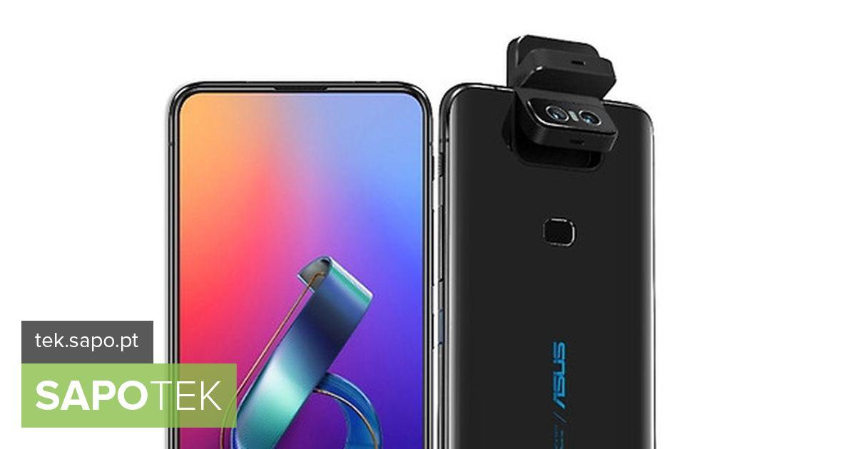 """LEAK: Zenfone 6 spetsifikatsioonid ja pildid näitavad """"kõik ühes"""" kaamerat"""