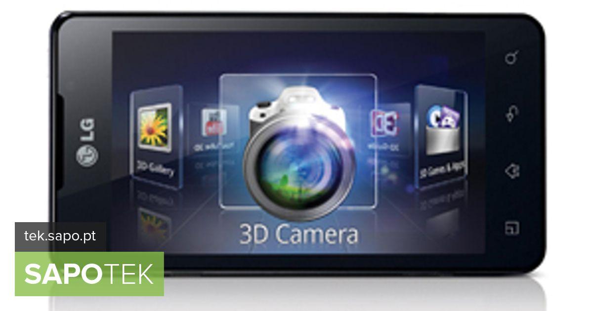 LG teise põlvkonna 3D-nutitelefoni müüakse Portugalis