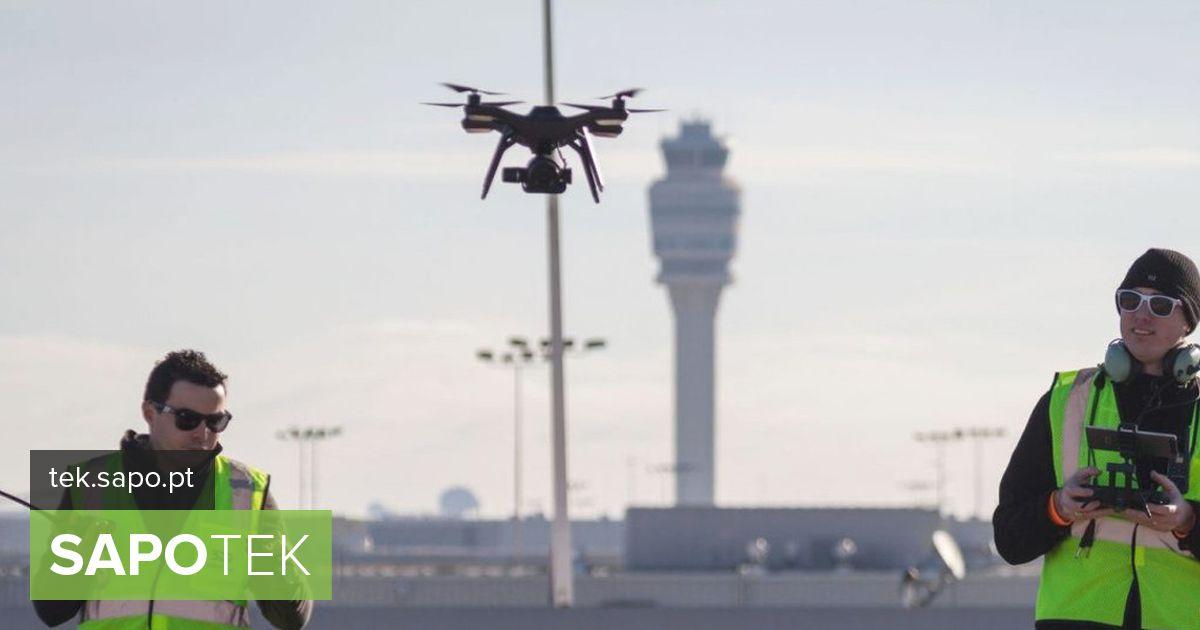 Lennujaama droonijuhtum tõstis pilootide teadlikkust