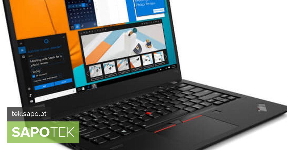 Lenovo ThinkPad T Series alates 1159 eurost on jõudnud Portugali turule