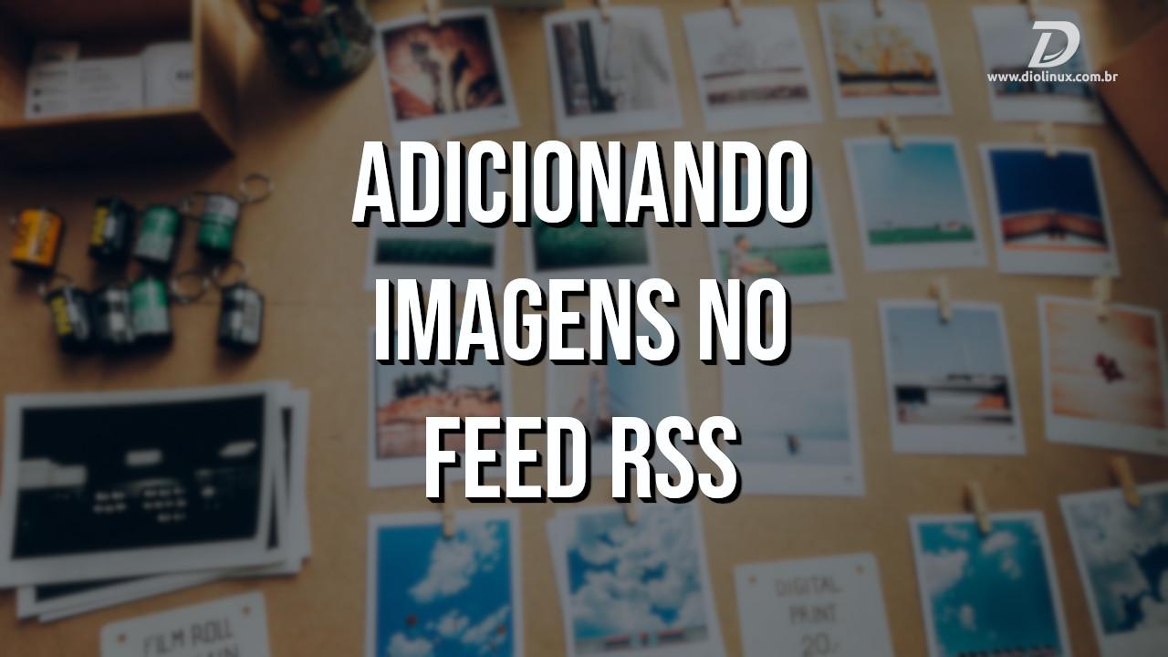Lisage esiletõstetud pilt WordPressi RSS-i