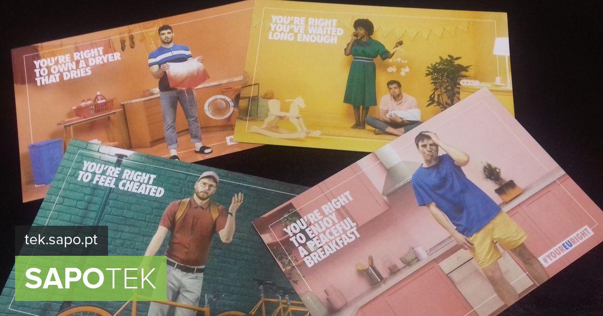 Lisboa mängude nädalal soovib Euroopa aidata noortel veebist sisseoste tehes teha turvalisemaid valikuid