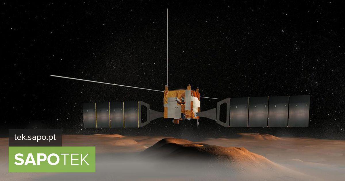 Mars Express jälgib Marsi pilvede moodustumist