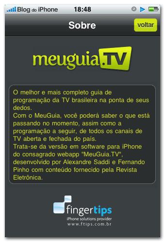 Meuguia.tv saab App Store'i ametlikuks rakenduseks