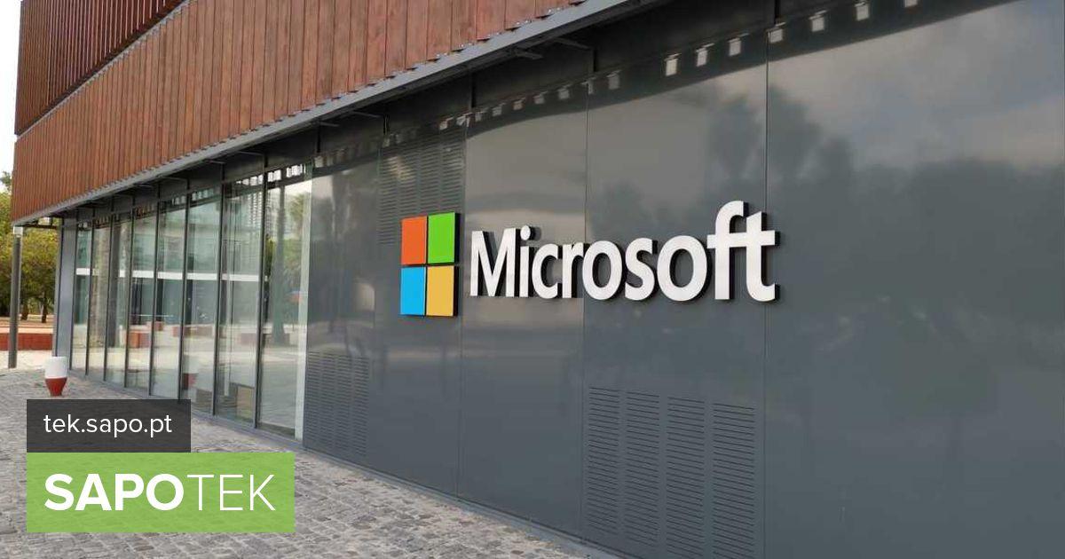 """Microsoft Portugal toob näiteid koostööst ja liikuvusest """"uues"""" peakontoris"""
