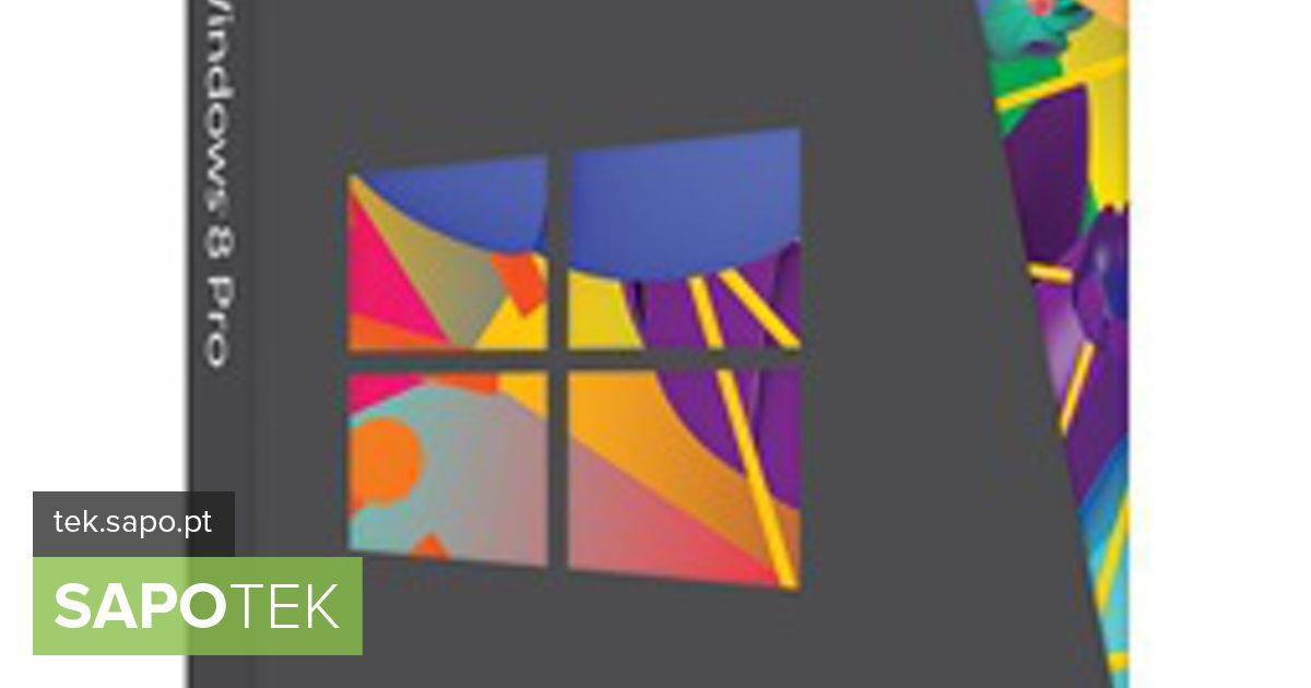 Microsoft liigub oma Windows 8 Pro ettetellimiskampaaniaga edasi
