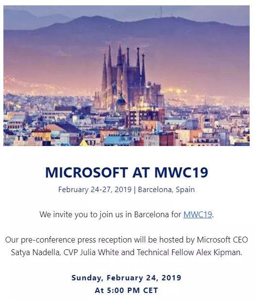 Microsofti tehnoloogia MWC