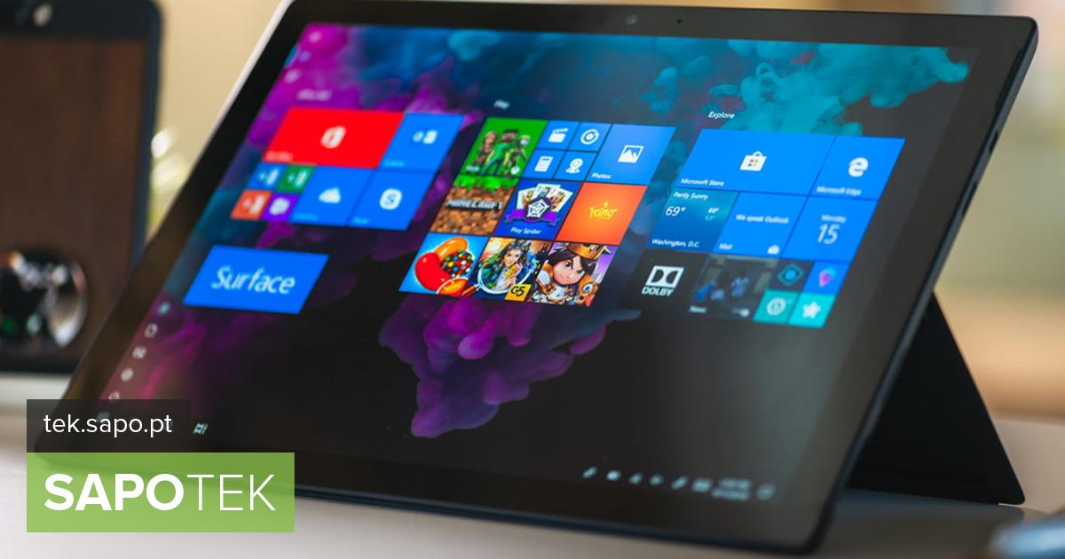 Microsoft võib seadistada kokkupandavat pinda, mis ühildub Androidi rakendustega